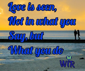 love seen what you do